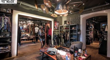 Addicted to Rock Concept Store